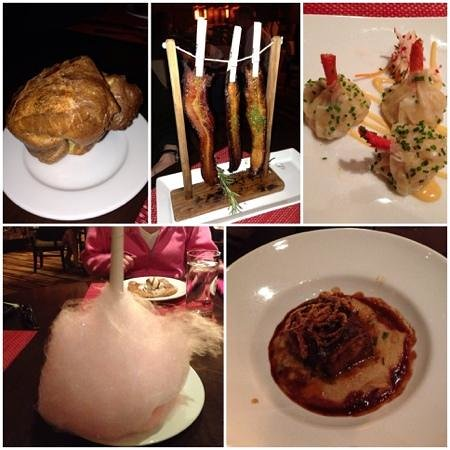 David Burke Prime: Excellent selections from Prime