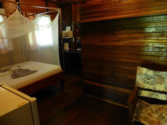 Coco Loco Lodge: Zimmer Nr. 14 bei der Rezeption