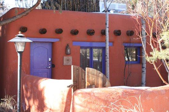 El Monte Sagrado: Our room