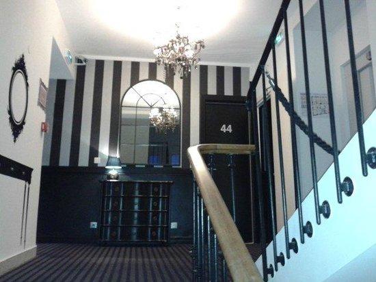 Hotel La Villa Nice Promenade : la zona scale