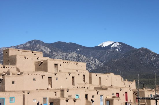 El Monte Sagrado Taos Pueblo About 15 Minutes Away From Hotel