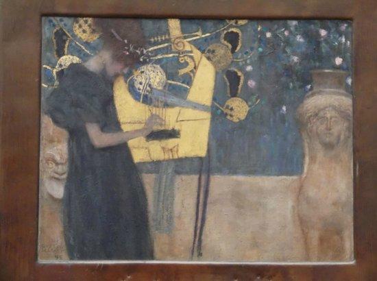 Neue Pinakothek: Gustav Klimt