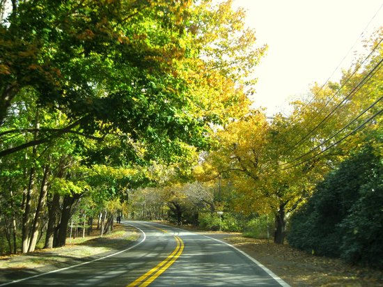 Route 6A (The Old King's Highway): Picturesque Route 6A