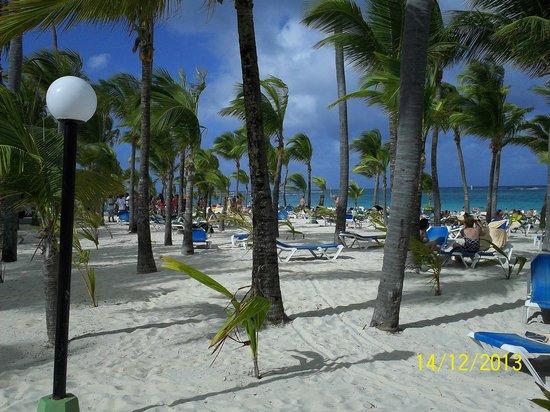 ClubHotel Riu Bambu : con sombra...