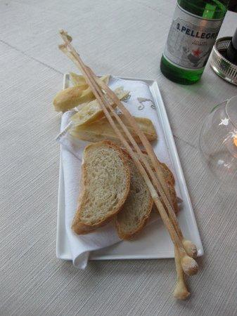 Villa Armena Relais: Homemade breads