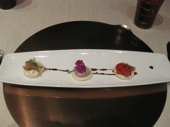 Villa Armena Relais: A tasty appetizer