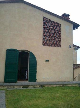 Borgo Di Colleoli Resort Tuscany: Ingresso Stanza