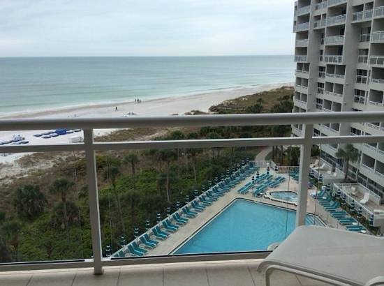 Resort at Longboat Key Club: hotel room view