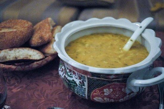 Riad Al Mansoura : Moroccan Soup Dish
