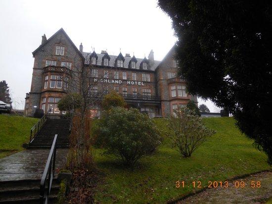 Highland Hotel: the beautiful hotel