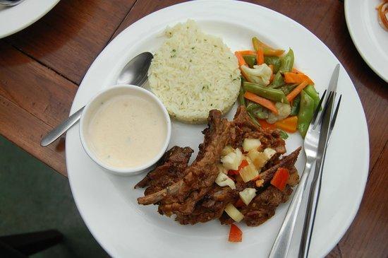Cafe Shillong HERITAGE: Ribs