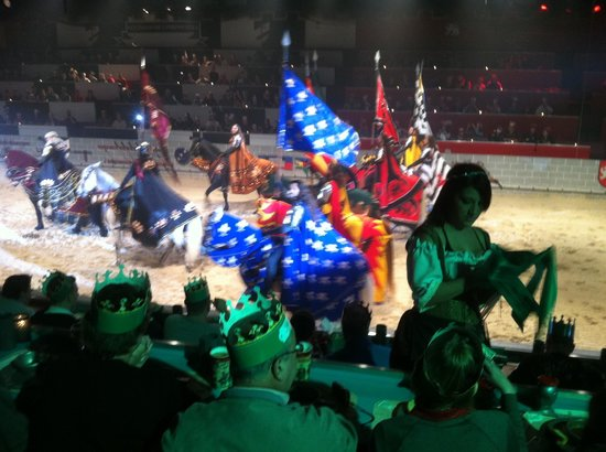 Medieval Times Dinner & Tournament: Charge!!!