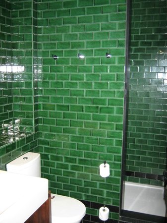 Hotel Praktik Rambla: Bathroom