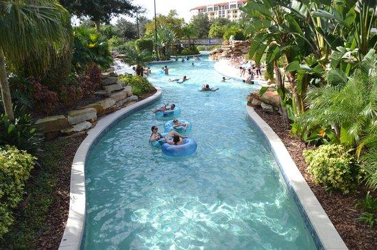 Holiday Inn Club Vacations At Orange Lake Resort: Lazy River