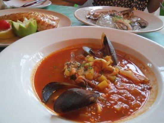 Miller's Thumb: Fish Soup