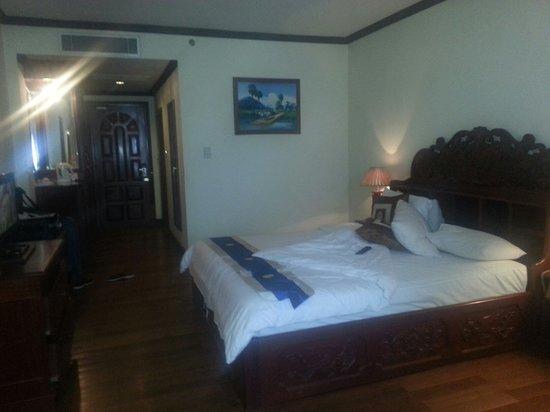 Angkor Paradise Hotel: 干净