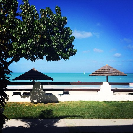 Sandals Grande Antigua Resort & Spa : View from our room 711