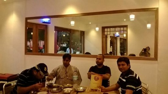 Chapan Bhog : Nice ambience for your family, friends