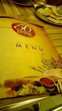 Chapan Bhog : Exquisite Indian cusines