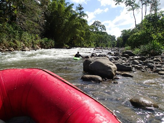Desafio Adventure Company - Day Tours: Rio Balsa River