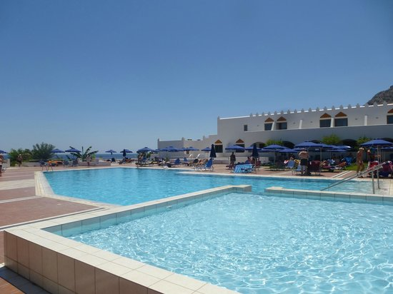 Alfa Beach Hotel: Main pool