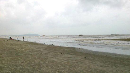 De Rhu Beach Resort: beach
