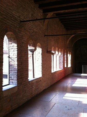 Cattedrale di San Pietro Apostolo a Treviso, il Chiostro