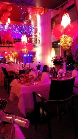Die Fischkuche Restaurant Karin Brahm   CLOSED