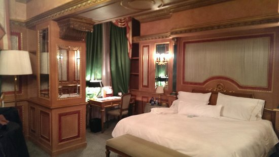 The Westin Palace, Milan : Junior Suite # 1025