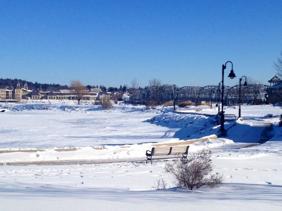 Bridgeport Resort: View from our room!