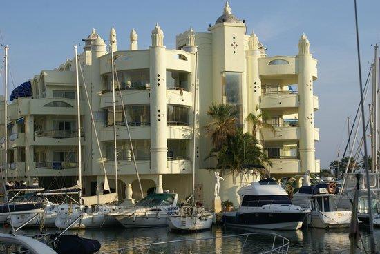 Benalmadena Puerto Marina : Puerto marina