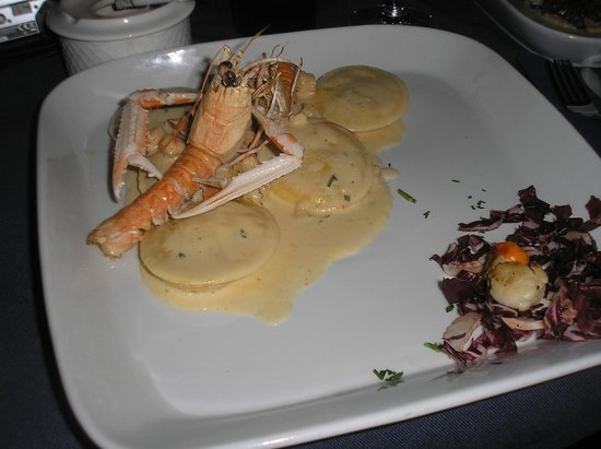 Restaurante La Nuova Scarpetta: Schrimp
