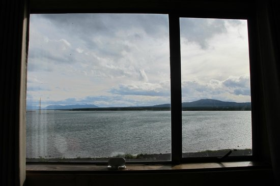 Weskar Patagonian Lodge: A vista