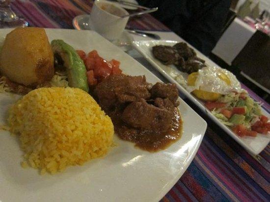La Choza Dinner