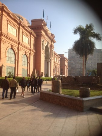 Egypt Day Tours: The Egyptian Museum