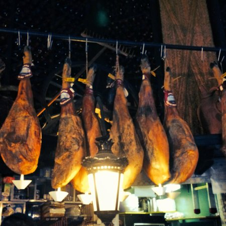 Bar Alfalfa : Jamon