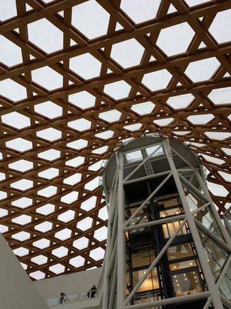 Centre Pompidou Metz : Centre Pompidou