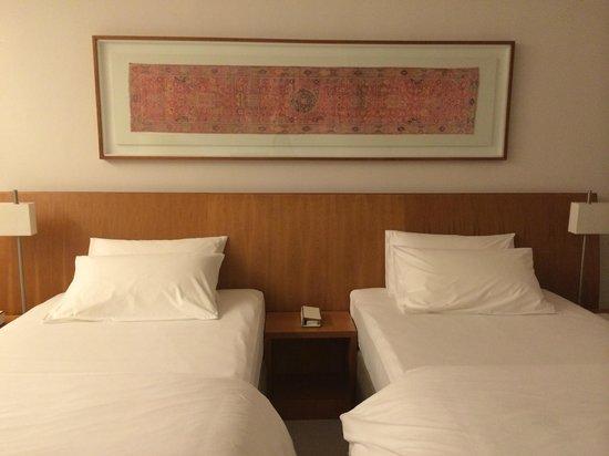 K108 Hotel: Beds