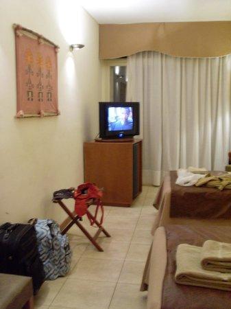 Raices Esturion Hotel: Habitación