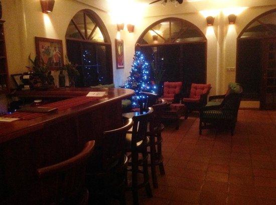 Hamanasi Adventure and Dive Resort: Hamansi Christmas Tree