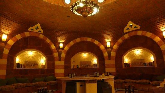 International Hot Spring Hotel: Dining room building