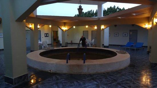 International Hot Spring Hotel: Hot spring