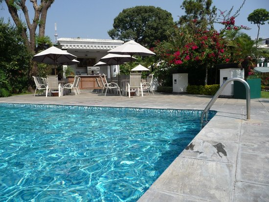 Hotel Shanker: Heerlijk zwembad
