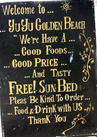 Yuyu Golden Beach: YuYu rocks
