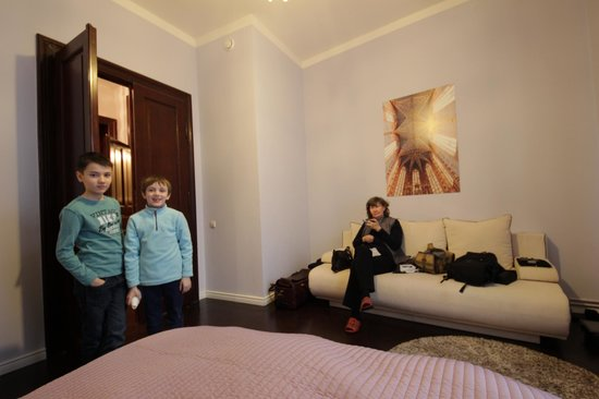 Apartamenty Dluga 27 : маленькая комната