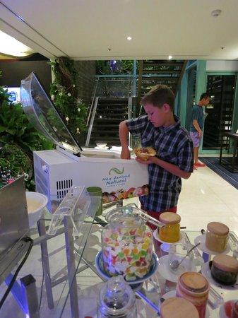 River Barge: Dinner Buffet