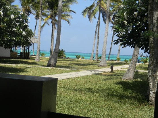 Karafuu Beach Resort and Spa: la vista dalla camera