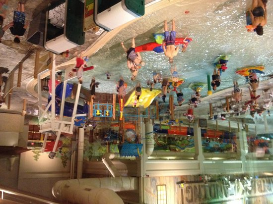 Great Wolf Lodge Water Park: Toddler area