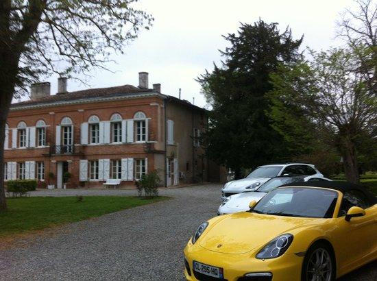 Domaine Saint Martin de Ronsac : Demeure