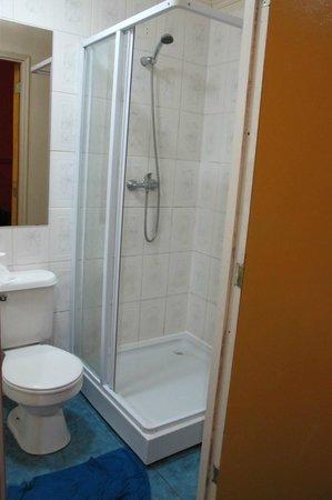 Hostal El Mirador: Banheiro nojento